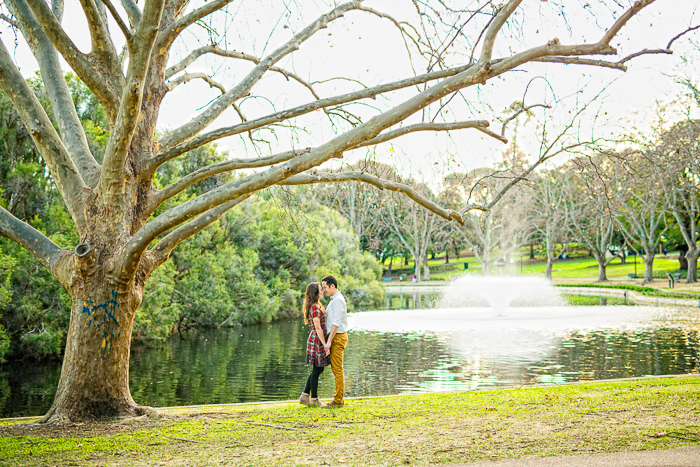pre-wedding shoot at hyde park