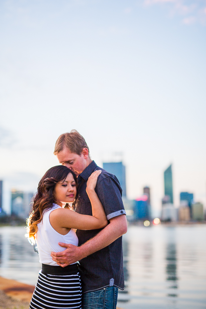 pre-wedding photographer south perth