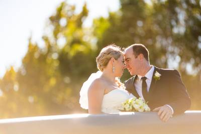 home perth wedding with flare
