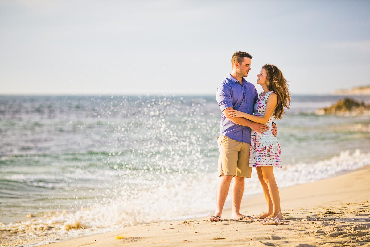 Iluka Foreshore Beach Pre-wedding