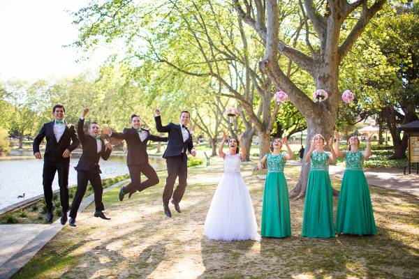 hyde park wedding