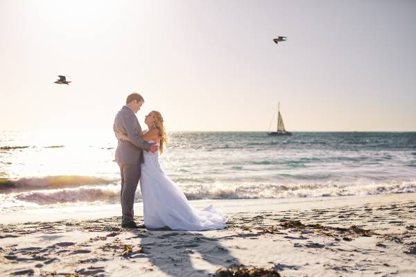 hillarys boat harbour wedding