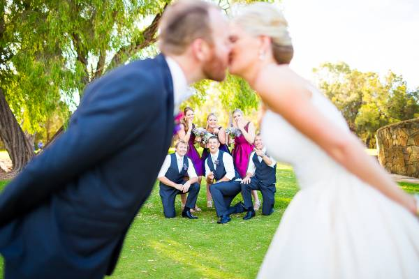 Wedding Photographer Perth Kings Park