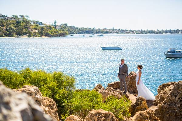 bicton quarantine wedding photographer perth