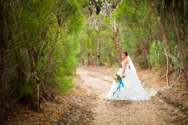 kings park wedding photographer perth