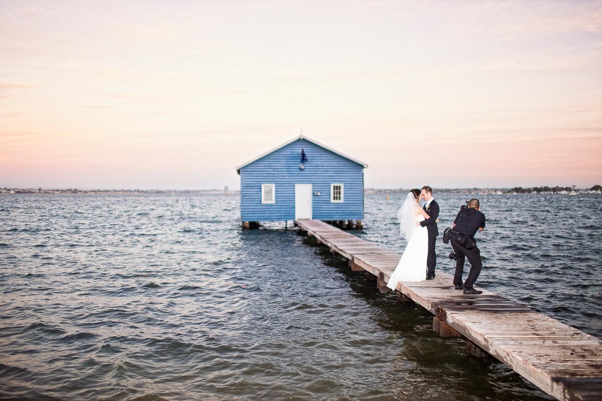 prewedding and wedding photographer perth ramil yao at blue boathouse