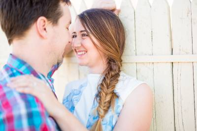 liz and tom prewedding at fremantle