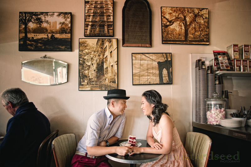 sherbet cafe pre-wedding