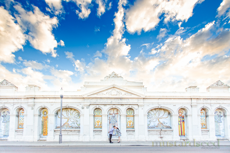 fremantle pre-wedding