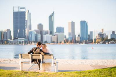 south perth wedding