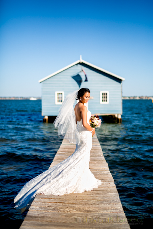 blue boathouse wedding