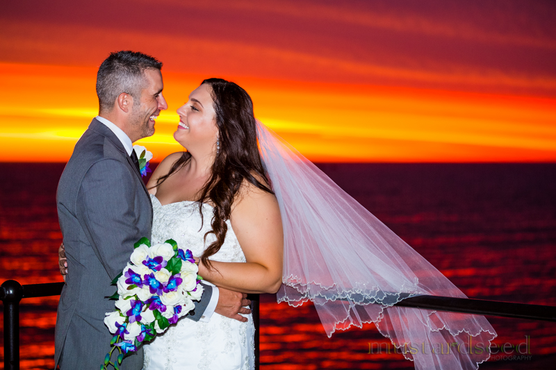 hillarys beach wedding