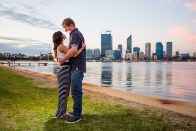 south perth pre-wedding