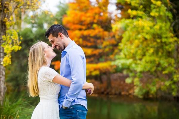 john oldham park autumn wedding perth