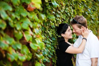 pre-wedding at fremantle
