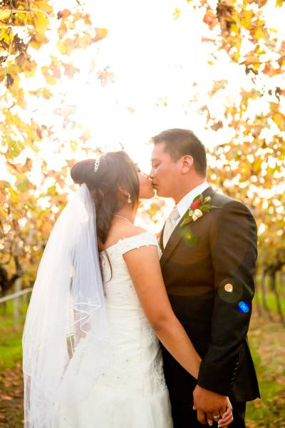 mulberry on swan valley perth wedding