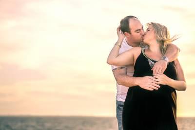 south beach perth pre-wedding shoot