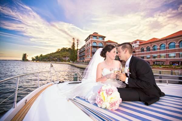 royal perth yacht club wedding