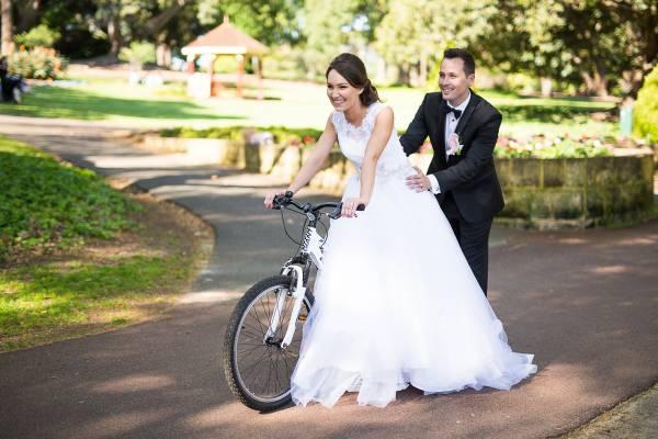 hyde park wedding
