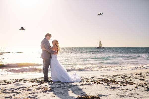 hillarys boat harbour wedding