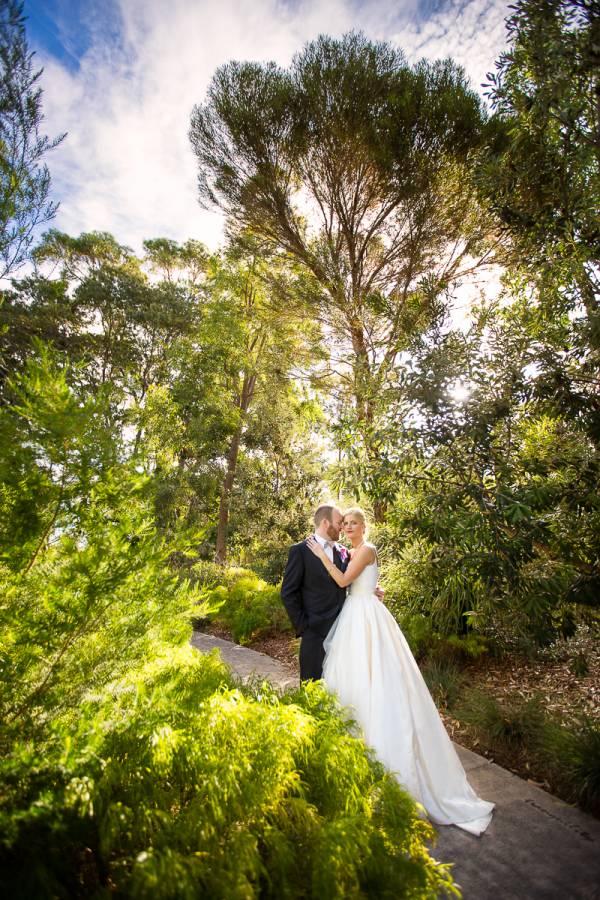 Wedding Photographer Perth Kings Park