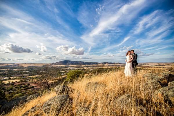 Mount Brown York Wedding Photographer