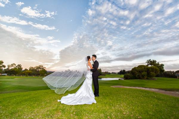 the vines horse carriage wedding photographer perth