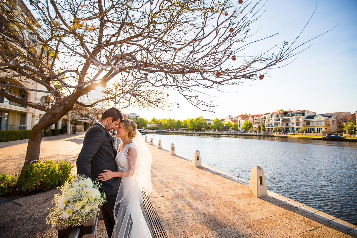 Kristin and Ben's Wedding – Infant Jesus Parish, East Perth, and Mount Lawley Golf Club