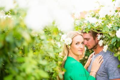 rose garden willetton pre-wedding