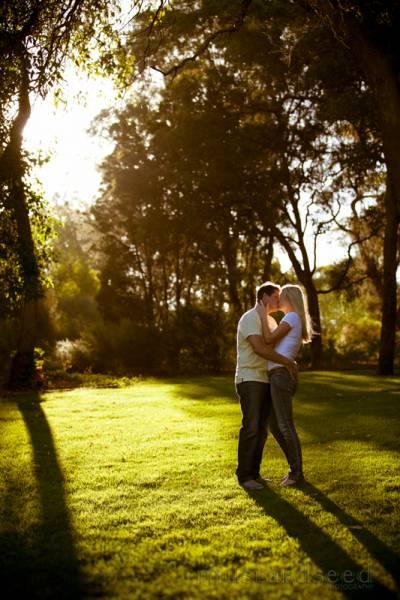 kings park pre-wedding